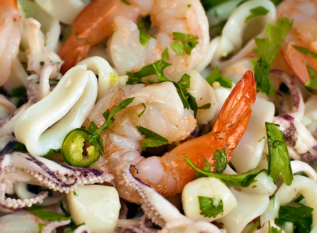 Seafood Cocktail Master Recipe