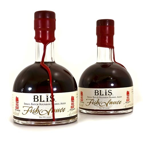 BLiS Barrel Aged Fish Sauce