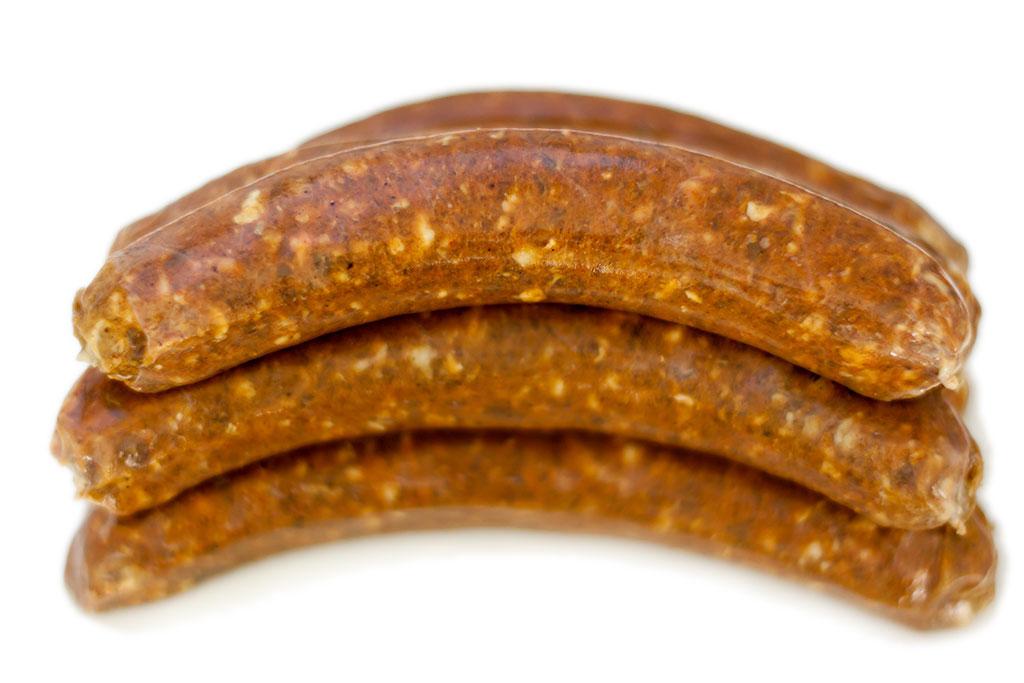 Fabrique Délices Spicy Lamb Merguez Sausages