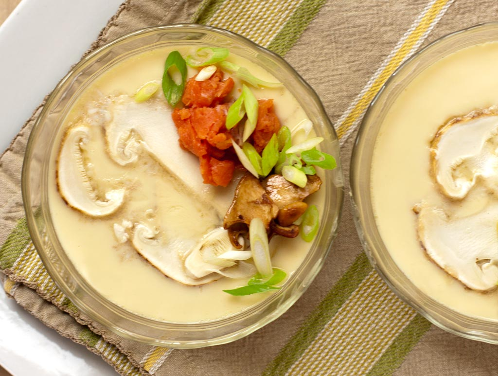 The Earthy Delights Recipe Blog Chawan Mushi With